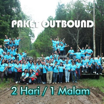 2d - Outbound Team Building 2 Day / 1 Night