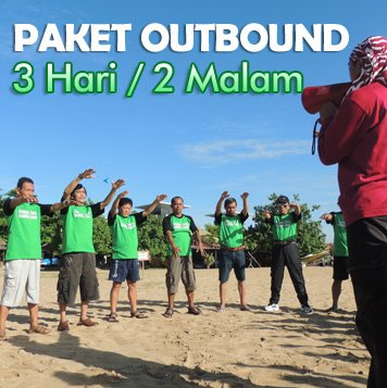 3d - Outbound Team Building 3 Day / 2 Night