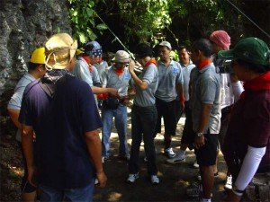 outbound-bandung-Amazing-Race4