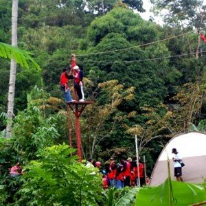 outbound-bandung-Flying-Fox
