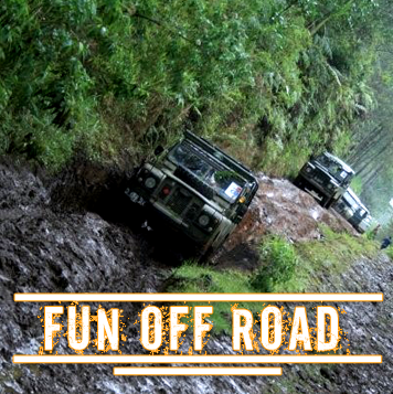 Fun Off Road - Low Team Building Amazing Race Fun Offroad