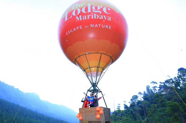 avina lembang - 4 Lokasi Outbound Terhits di Lembang Bandung