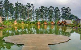 bambu kampung 263x165 - 4 Pilihan Tempat Outbond Murah di Bandung Yang Pas Untuk Keluarga